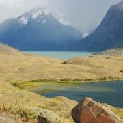 lac Nordenskjold, Torres del Paine