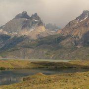 Cuernos,  les Cornes du Paine
