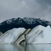 icebergs de l'Upsala, bras nord du lac argentino