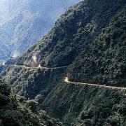 Route des Yungas, La Paz
