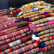 Marché de Tarabuco, Sucre, Bolivie