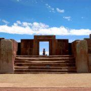 Tiwanaku, La Paz, Bolivie